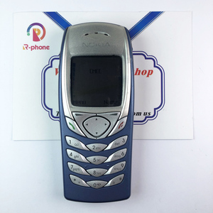 Image 3 - Original NOKIA 6100 Mobile Cell Phone Unlocked GSM Triband Refurbished 6100 Cellphone Cheap Phone