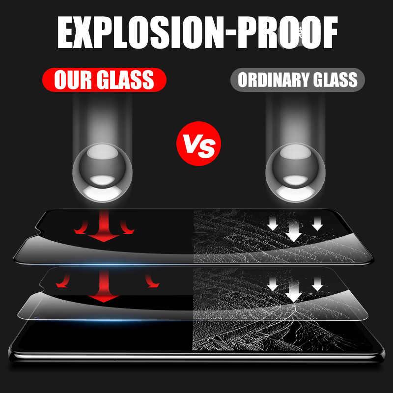 フルカバー強化ガラス三星銀河A50S A30S A10S A20S A91 スクリーンプロテクター三星銀河A51 A71 a81 A70