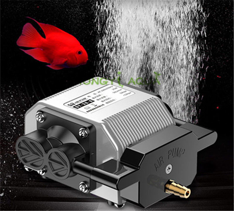 SUNSUN Electromagnetic Air Pump Aeration Pump Bomb Fish Tank Aerobic Pond Culture Aquarium Supplies DY-30-A DY-50-A