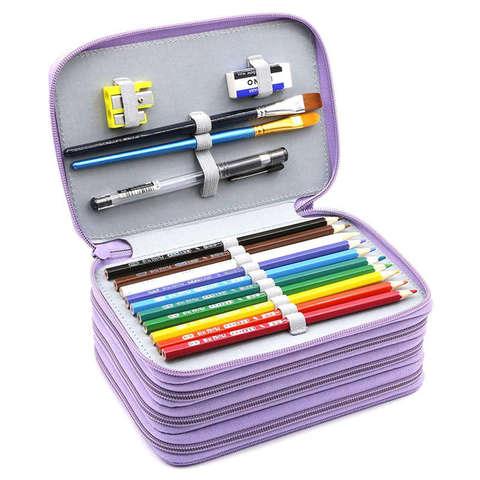 marcador armazenamento lapis colorido caneta material escolar