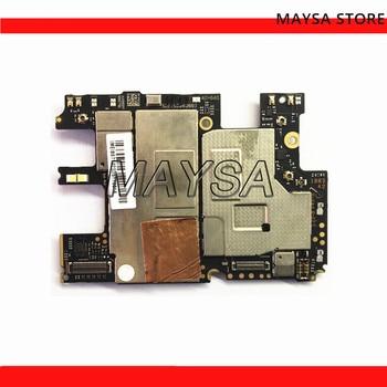 Original Unlock Working Electronic panel mainboard For Xiaomi RedMi Note 5 hongmi Note5 Motherboard Fee Circuits