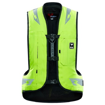 2020 New DUHAN Motorcycle Vest AIR03 Advanced Air Bag System