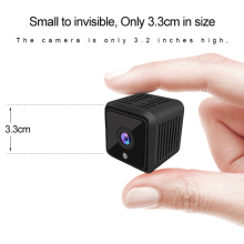 Mini indoor HD Ip Camera Small to invisible Wifi Home Security Camera Wireless Security Cameras Surveillance Network