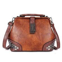 Женская сумка в стиле ретро дамская сумочка на одно плечо удерживающая