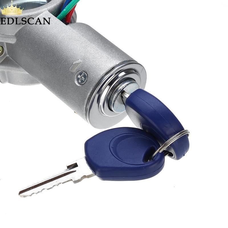 Ствол зажигания переключатель 2996075 с 2 ключами крой, подходит для ежедневного 2006-2012 2996075
