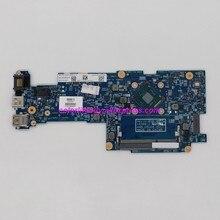 Echte 828895 601 UMA w PentN3700 CPU Laptop Motherboard für HP Pavilion x360 11 11T 11 k 11T K1XX Serie PC