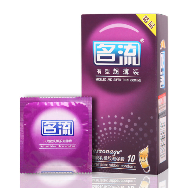 50Pcs Condom Smooth/Thin/Dots/Lubricated <font><b>Natural</b></font> latex Condoms Lot For Adult Sex Safer Contraception Sex Products 5 Types image