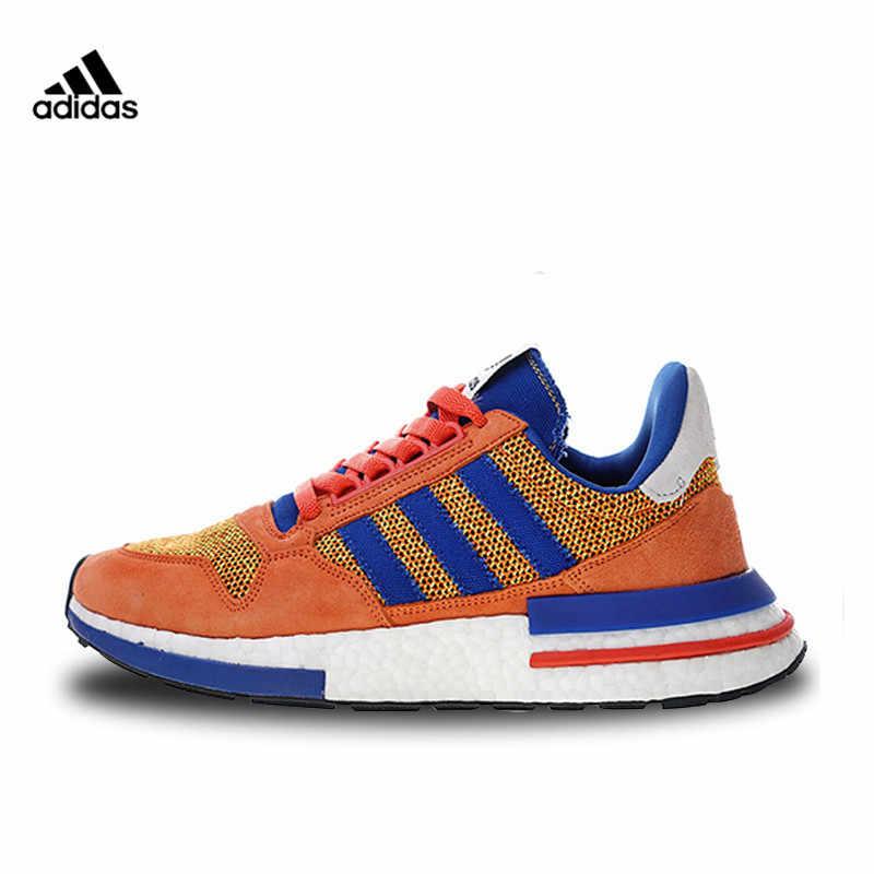 Museo Cuña quiero  Adidas ZX500 RM Boost Retro zapatillas para correr naranja azul para hombre  y mujer Unisex D97046 36 45 talla U|Zapatillas de correr| - AliExpress