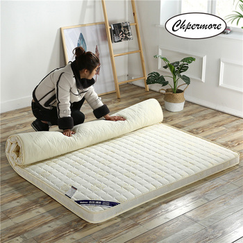 Chpermore high quality Memory foam Mattress Foldable Slow rebound Mattresses Thicken Tatami King Queen Size
