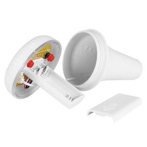 Image 5 - Inkbird Bluetooth Floating Pool Thermometer, Indoor & Outdoor Floating Thermometer for Swimming Pool, Bath Water, Spas, Aquarium