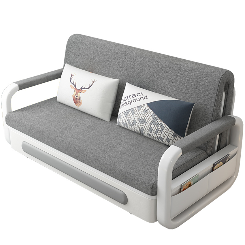 DB-888 1.8m Collapsible Storage Removable And Washable Assembly Dual-use Sofa Bed Multi-function Cotton Single Double Bed