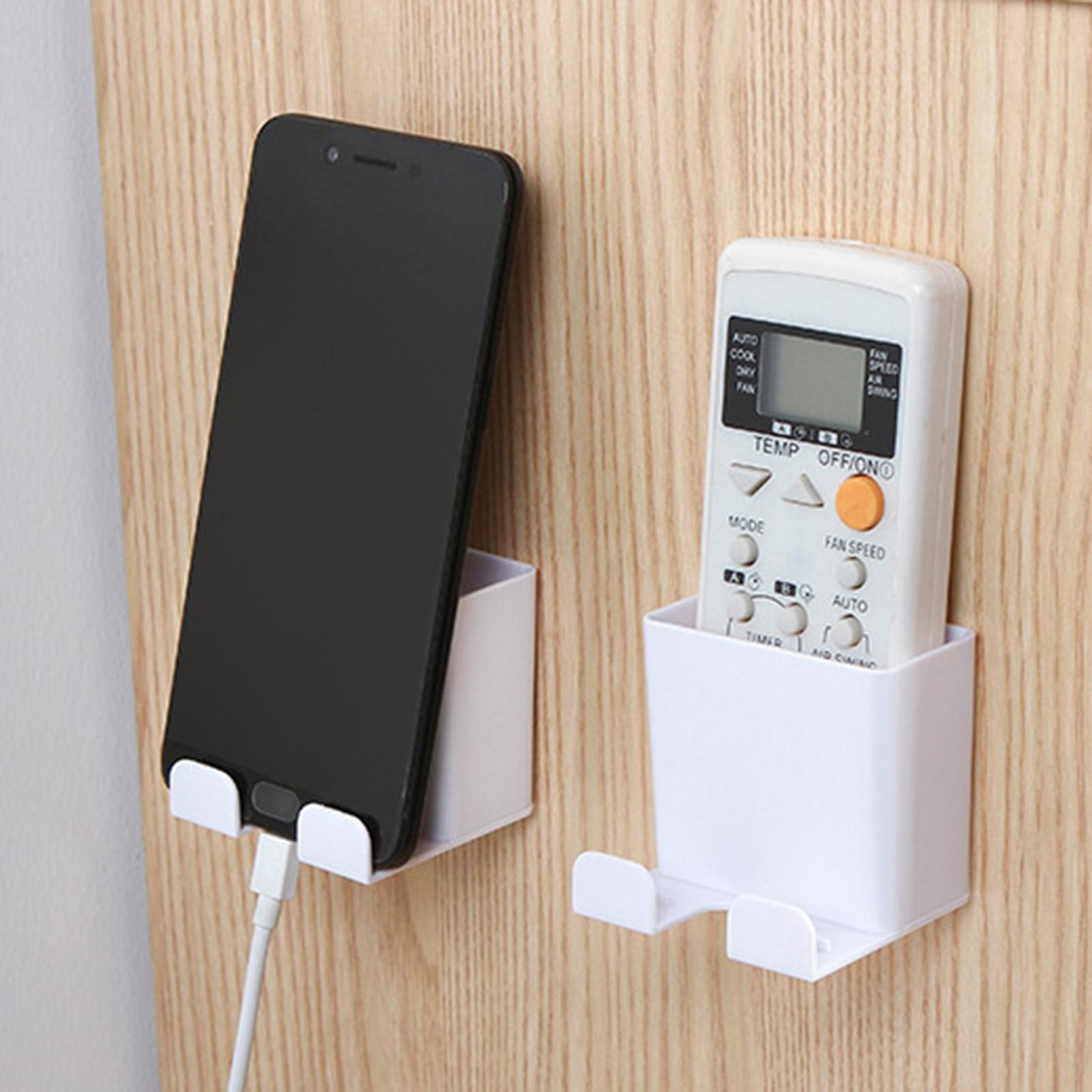 Купить универсальное настенное зарядное устройство держатель для телефона