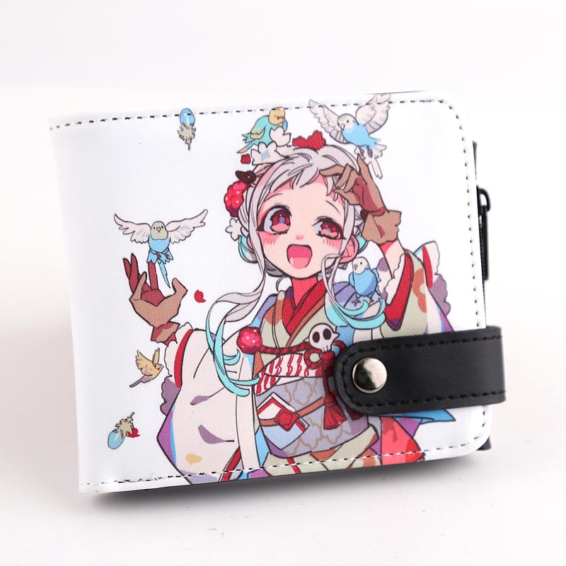 Аниме туалетный пакет Hanako kun кошелек Nene Yashiro портмоне|Кошельки| | АлиЭкспресс
