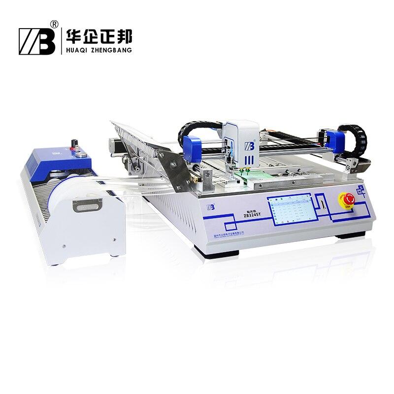 Fabricant approvisionnement direct haute précision automatique mini smt choisir et placer les composants de la machine PCB monteur