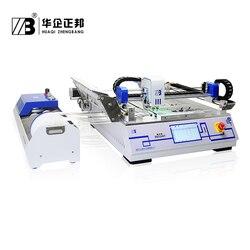 Lepszej jakości miniaturowe maszyna typu pick + place dla SMT przemysłu