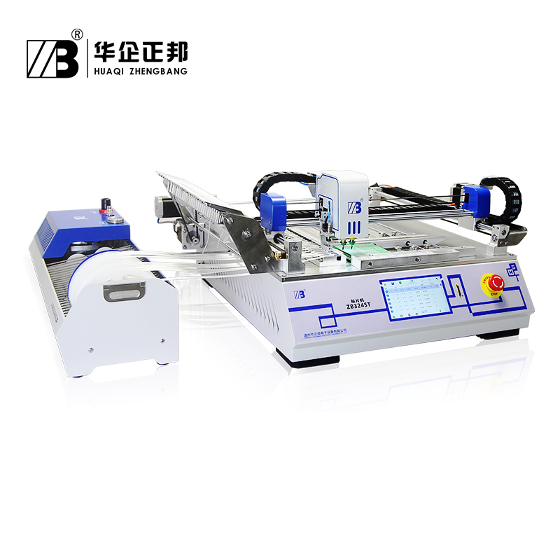 Reliable Automatic Pick And Place Machine LED Chip Mounter With High Speed Pick And Place Machine High Precision Smd Smt Machine