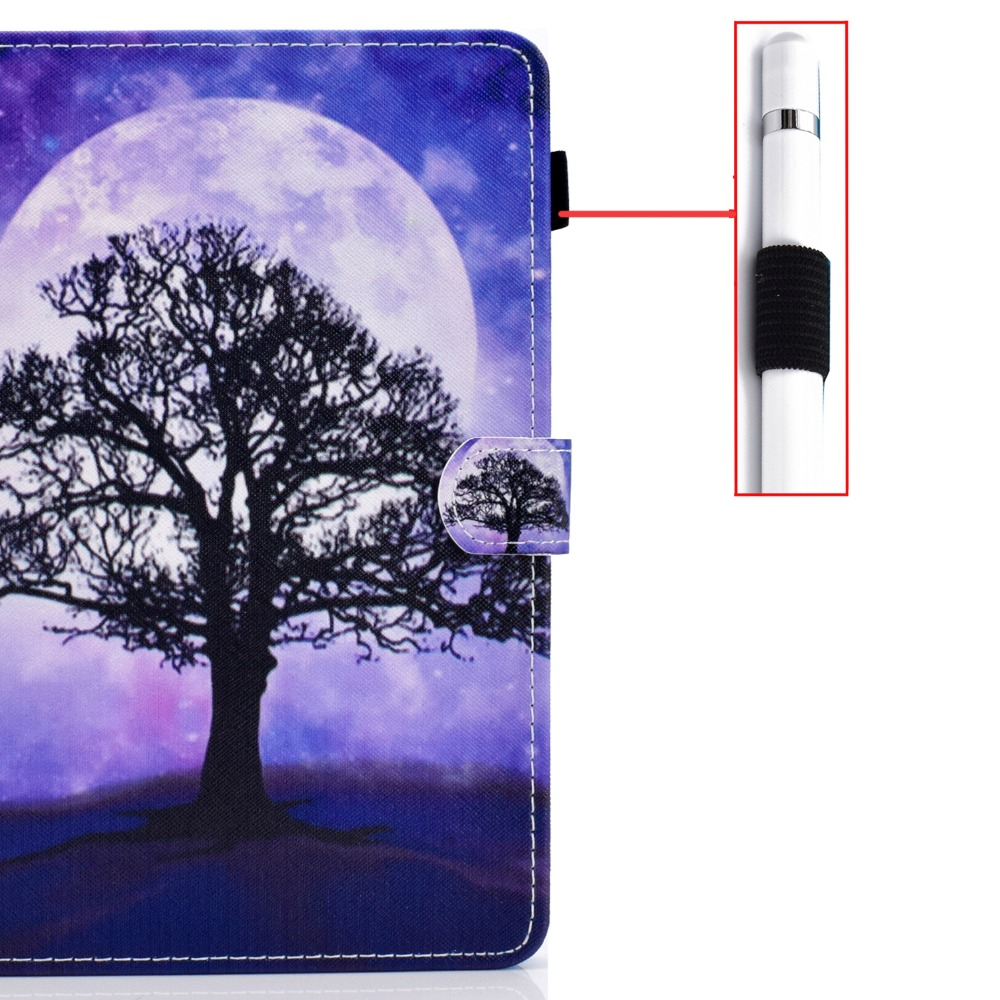 for A2197-Cover New 7th iPad/10.2inch/Model/.. iPad Book-Stand Case