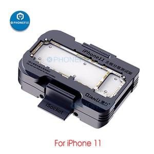 Image 5 - QIANLI iSocket עבור iPhone X XS XSmax 11 11Pro מקס האם מבחן קבועה עבור iPhone פעמיים סיפון האם פונקציה tester