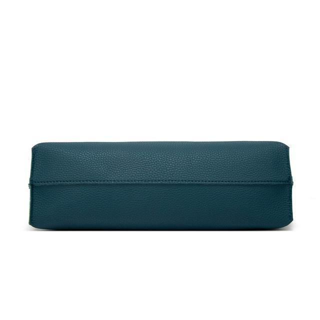 2020 New Fashion Large Capacity Women's Shoulder Bags Tassel Tote Handbag Shopping Bag Green Totes Women Bag