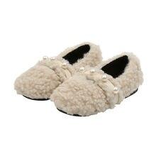 Осенне зимние ботинки; Детская обувь на плоской подошве для