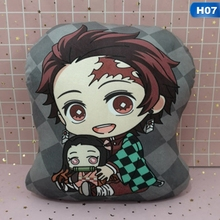 Pillows Anime Lovely Plush-Boku Children Demon No Cartoon Slayer Gifts Academia No-Hero