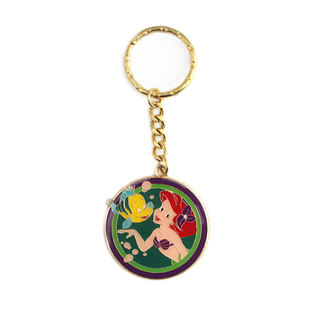 K445 Wholesale 20pcs/lot Mermaid Keychain Gift For Men Keychain Pendant Key Chain Key Ring Kids Key Holder Gift