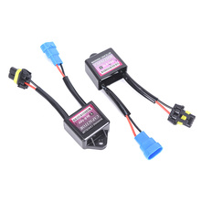 Canceller-Decoder-Device Canbus HID Xenon 2pcs Error-Free Hid-Warning Hot-Sale