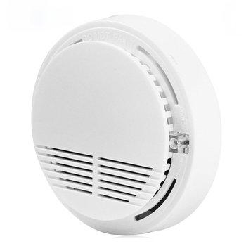 Acj168 niezależny czujnik dymu czujnik dymu niezależny detektor dymu bezprzewodowy czujnik ognia w domu dźwięk i światło czujnik tanie i dobre opinie ZOYI CN (pochodzenie) Elektryczne NONE Smoke Alarm Other 1 section 9V square battery less 10μA 16mA the smoke alarm beeps every time