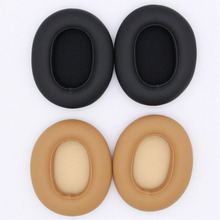 Ear Pads Cushions Replacement For Edifier W830BT Bluetooth Headphones Soft Earmuffs Protein Leather And Memory Foam Earpads Eh#