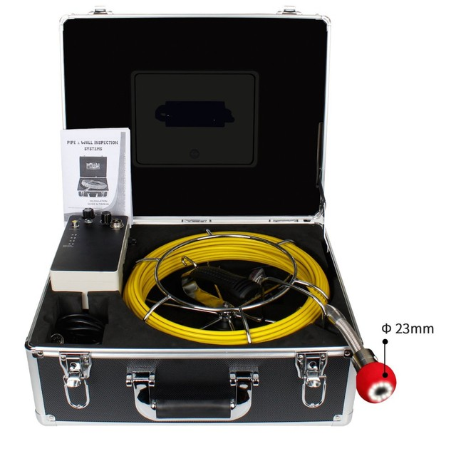 Pipeline Inspection Camera Kit  IP68 2