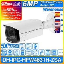 Dahua $ number mp Cámara Bala IPC HFW4431R Z 80 m IR Noche Cámara con 2.7 ~ 12mm lente VF Motorizado Zoom Automático Focus Cámara Bullet IP