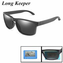 Brand Design Polarized Sunglasses Fishing Men Square Glasses Frame Acetate Women Sun Retro Driving Goggle