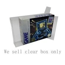 Protecive Doos Voor Gb Tetris Eerste Generatie Game Console Video Game Systeem Opbergdoos Display Box