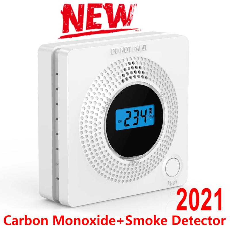 Smoke Alarm Fire Protection Smoke Detector Smokehouse Combination Fire Alarm Home Security System Firefighters Fast Delivery