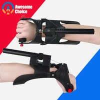 Einstellbare Power Hand Grip Arm Trainer Einstellbare Unterarm Hand Handgelenk Übungen Trainer Handgelenk-stärkungsmittel-ball Grip Bodybuilding Fitness