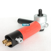 Pneumatic Air wet Polisher Angle Grinder tool for polishing pad, M14 OR 5/8-11