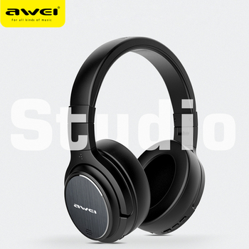 Awei A950BL Bluetooth V4.1 Active Noise Cancellation Headphones
