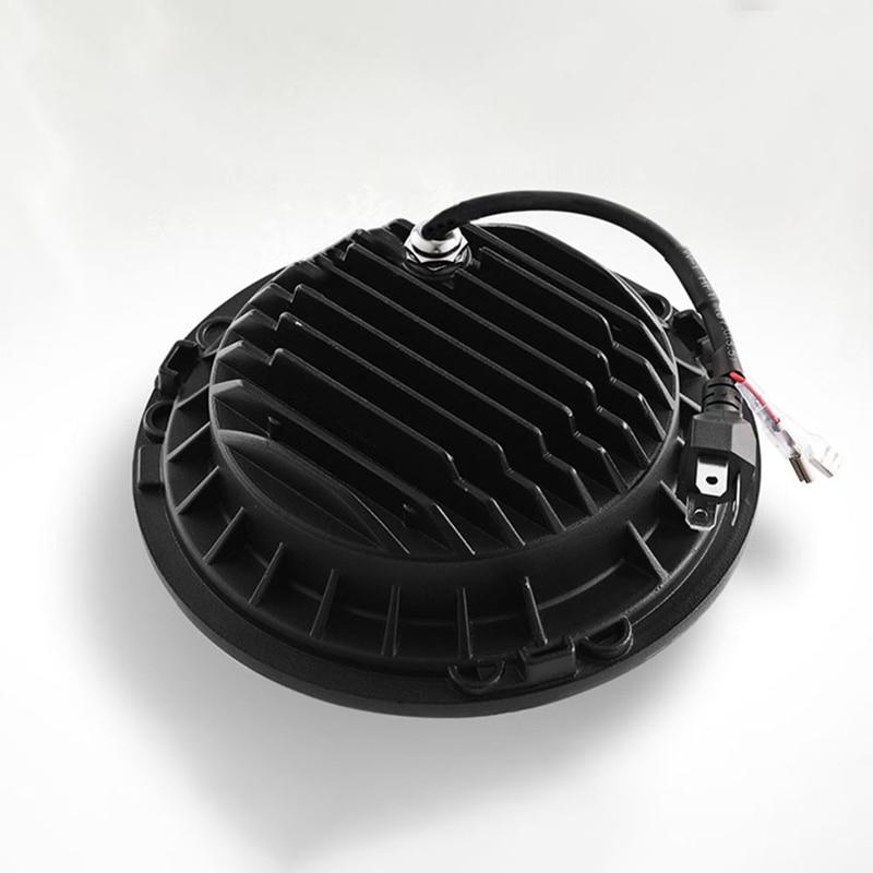 Купить lcyonger 1 шт автомобиль круглый светодиодный головной светильник