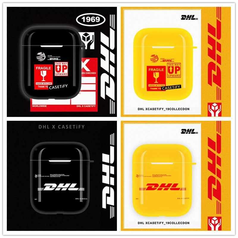 Luxury Street Brand Dhl Express 50 Anniversary Silicone Soft Cover