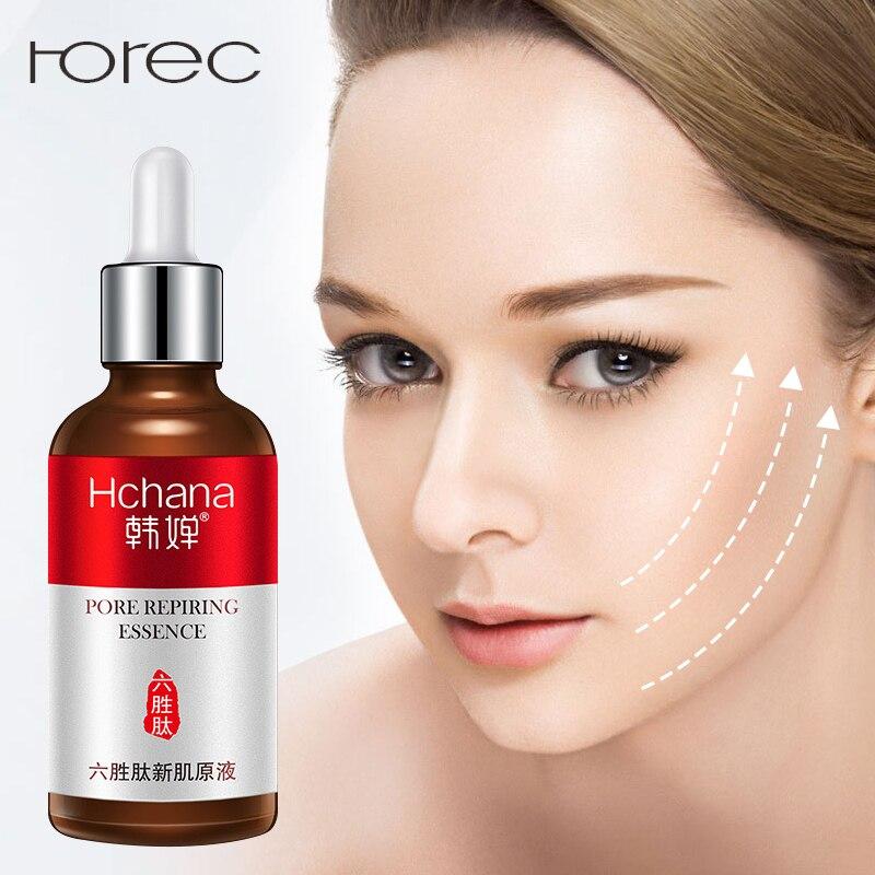 ROREC Argireline Liquid Serum Anti-Wrinkle Anti Aging Blemish Cream Skin Care Hyaluronic Acid Serum Essence Moisture Creams50ML