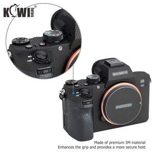 Image 3 - Anti ScratchProtectiveSkinFilm For Sony A7 II A7S II A7R II A7II A7SII A7RII A7M2 A7SM2 A7RM2 Camera Decoration Matrix Black