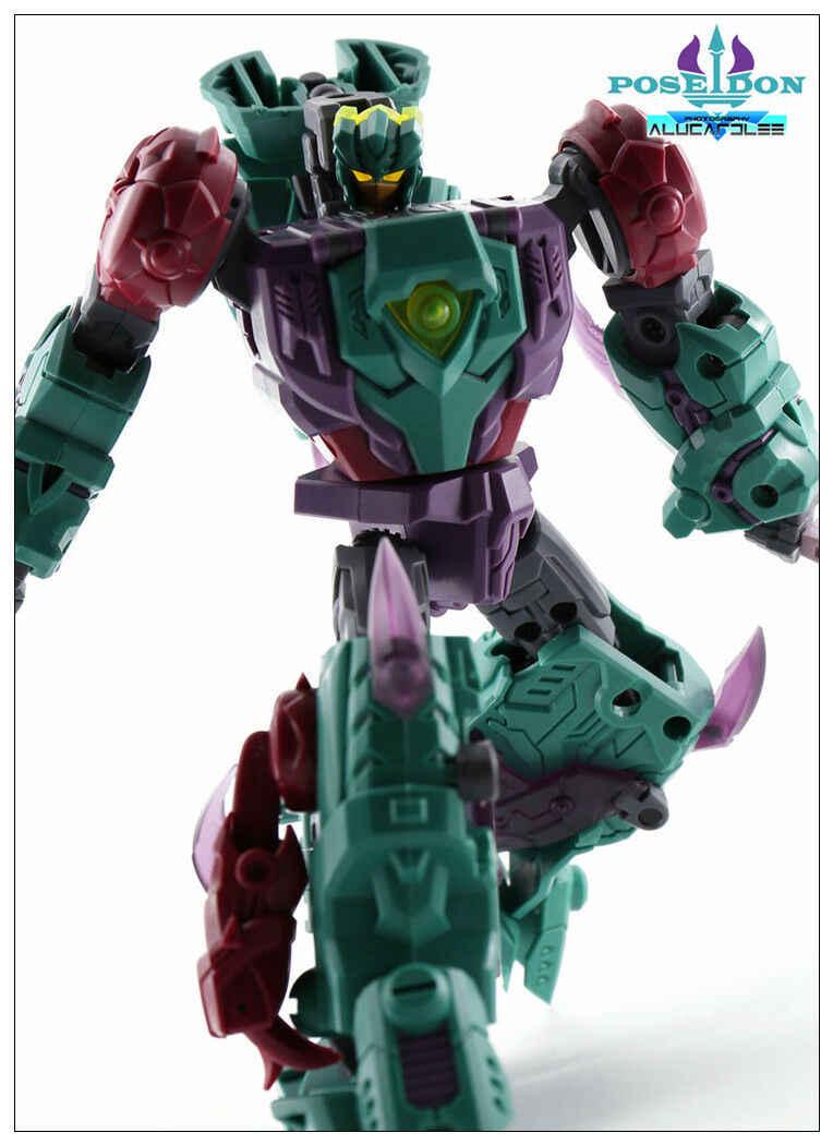 New Transformers TFC Poseidon P-02 Cyberjaw Action figure IN STOCK