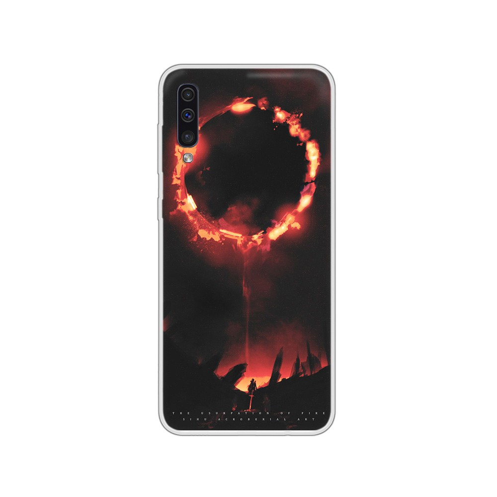 Dark Souls knight game soft funda bumper Transparent Phone Case cover For XIAOMI Redmi Note 3 4 5 6 7 8 9 9s Pro max 8T 4X