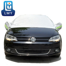 Universele Auto Body Cover Voor A4 8W2 B8 8K2 B8 8W2 B9 A4 Allroad 8KH B9 Q3 8UB 8UG Sneeuw bescherming Auto Cover(China)