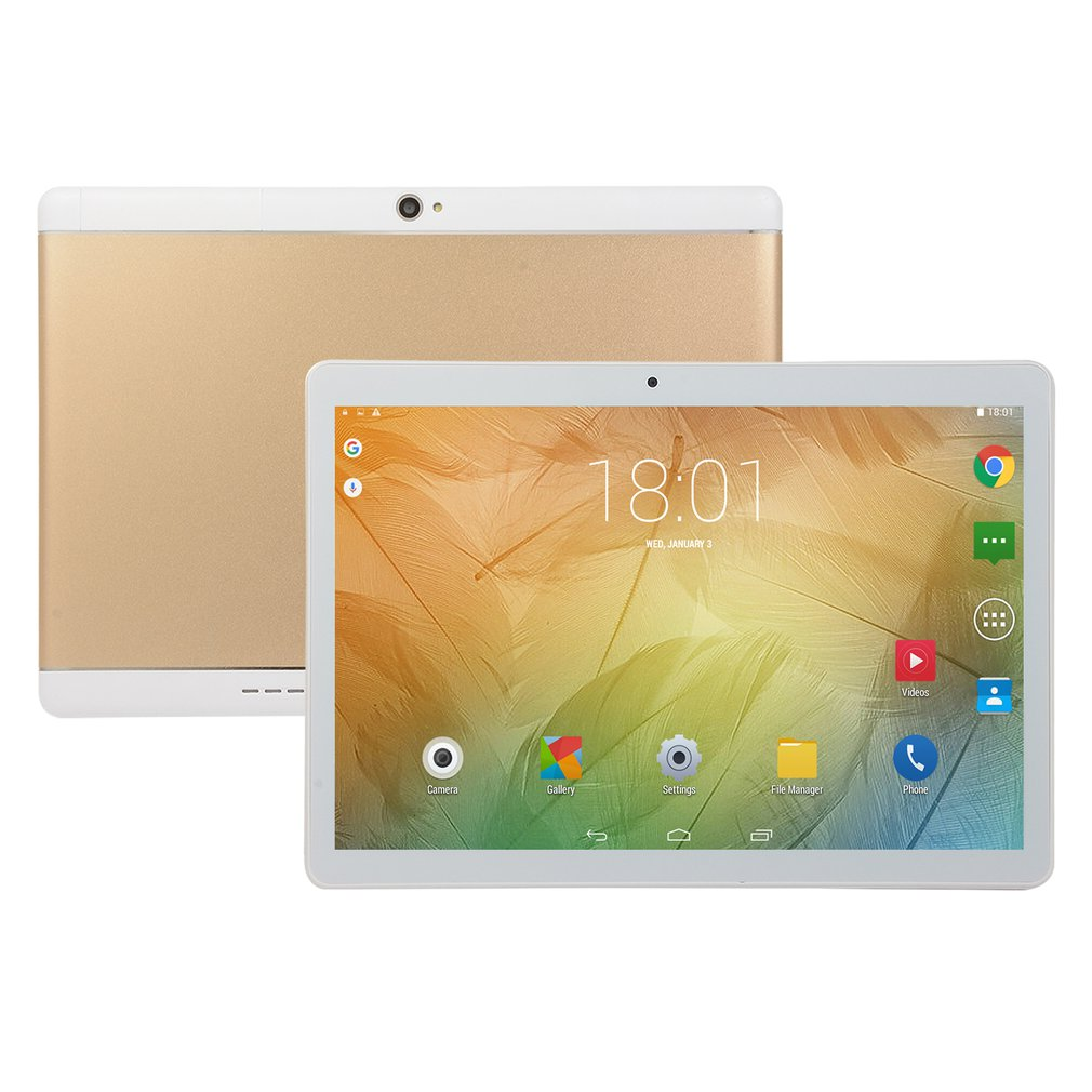 For Android Tablet With Dual Sim Card Slots The 3g Unlocked 10 Inch Android Tablet 4G+64G Tablet PC