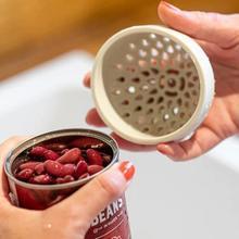 Colander FILTE Home Kitchen-Tool Strainer Multi-Use Food-Grade Silicone Mini Micro 3-In-1