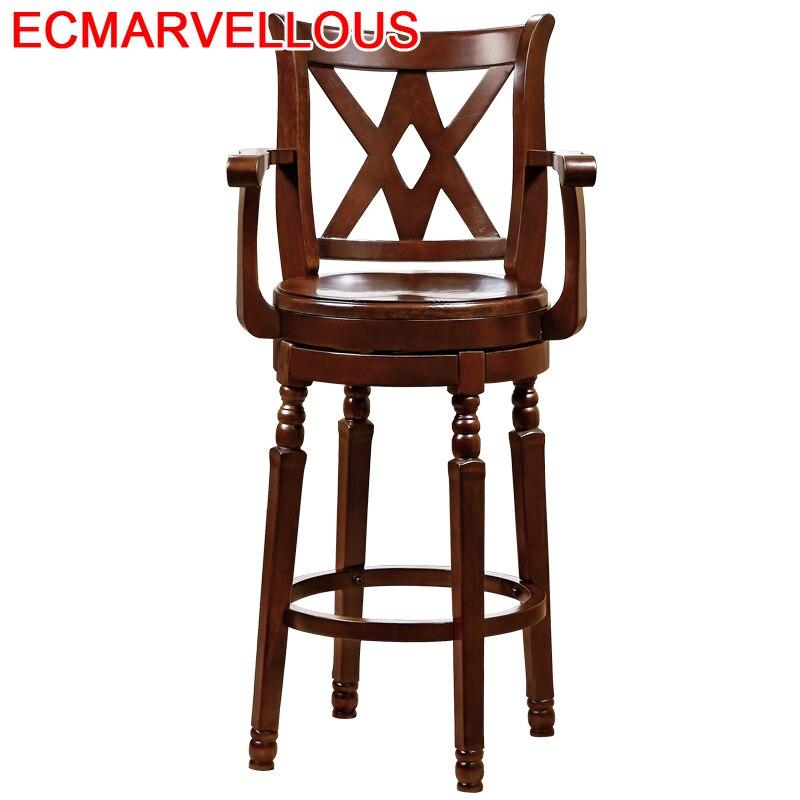 Sandalyesi Banqueta Todos Tipos Stoel Taburete La Barra Sedia Stoelen Leather Tabouret De Moderne Silla Cadeira Bar Chair