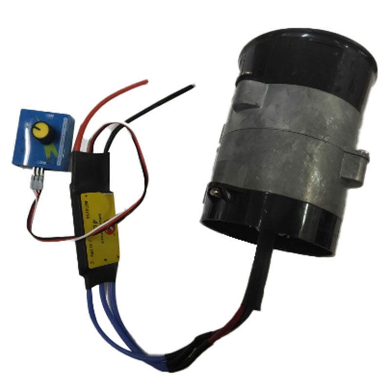 Universal Car Electric Turbine Power Turbo Charger Tan Boost Air Intake Fan 12V|Turbocharger| |  - title=