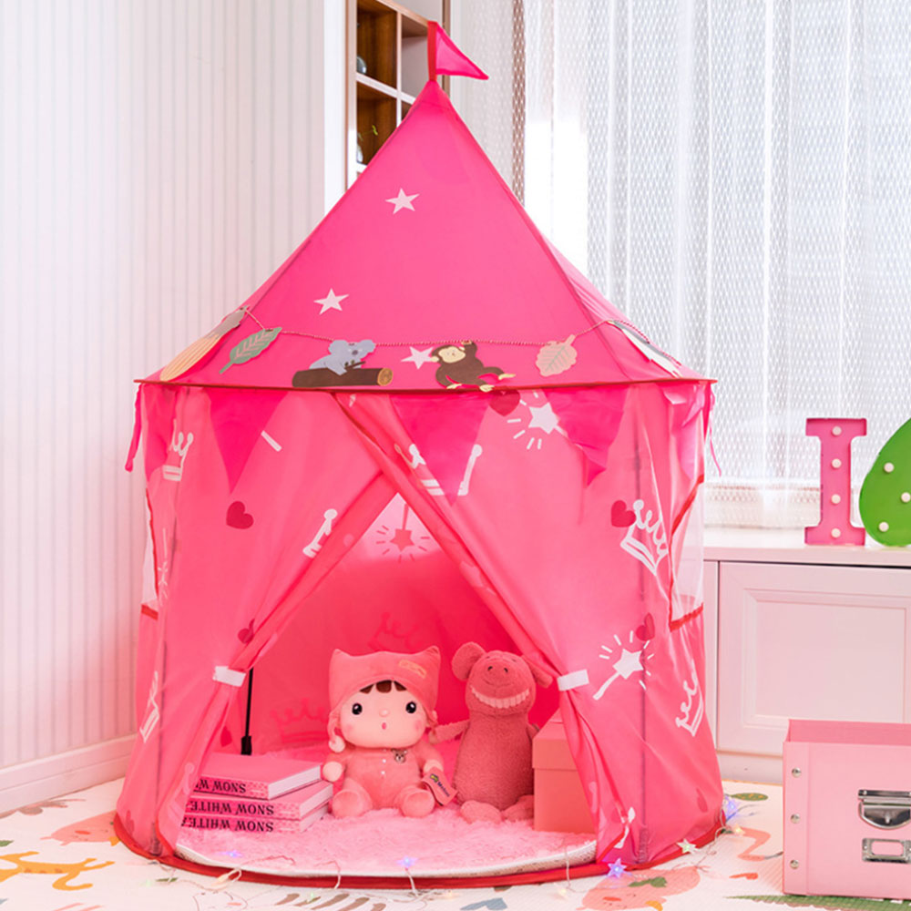 Baby Tent Ball Pool Tipi Tent For Kids Children Play House Ocean Ball Toy Easy Babysitte Portable Castle Christmas Decor Gift