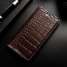 מגנט טבעי אמיתי עור עור Flip ארנק ספר טלפון מקרה כיסוי על עבור Huawei כבוד 9 לייט Honor9 9 לייט 32/64/128 GB אור